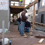 Bob's awesome deck crew
